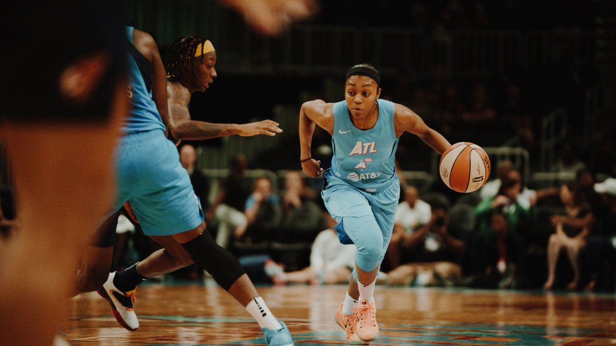 PODCAST: From St. Albans to around the world with the WNBA's ReneeMontgomery